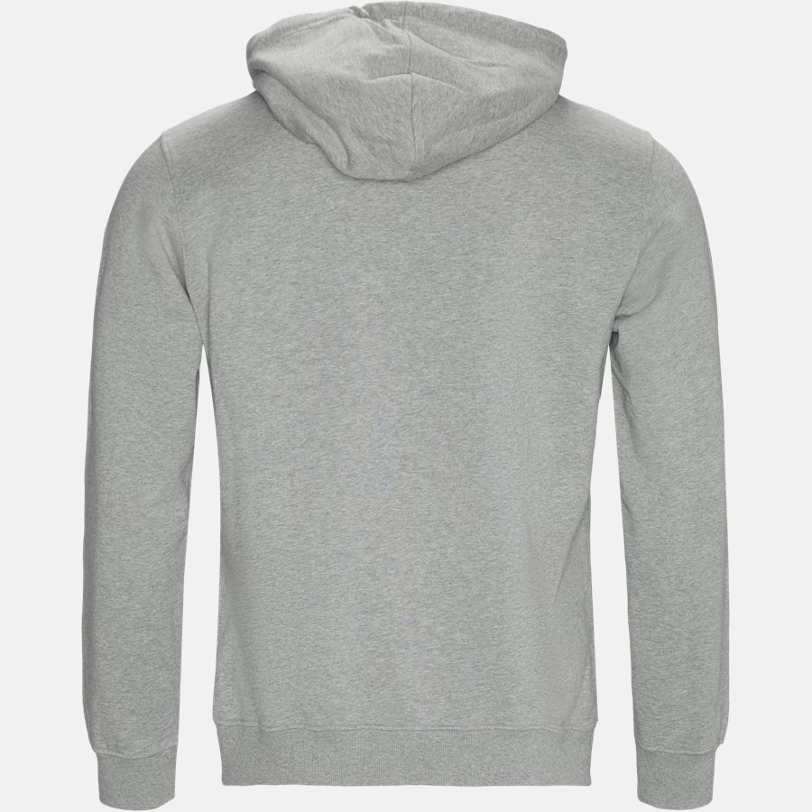 W3624ME - Sweatshirts - Regular fit - GRÅ MEL - 2